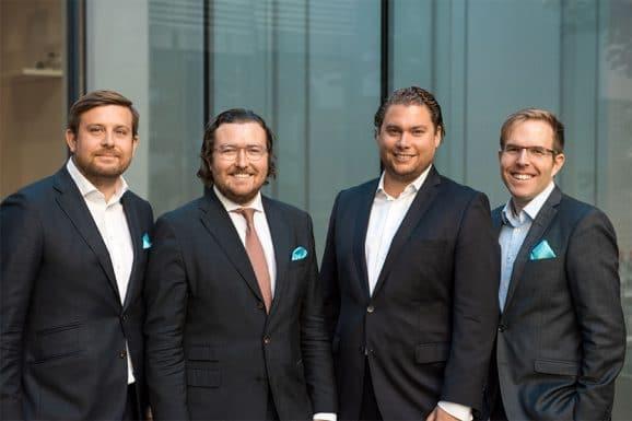 Scalable Capital: Team