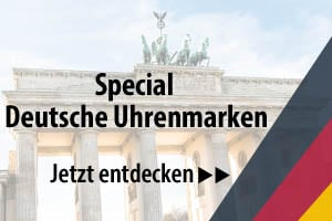 Feature Box Special Deutsche Uhrenmarken 2019
