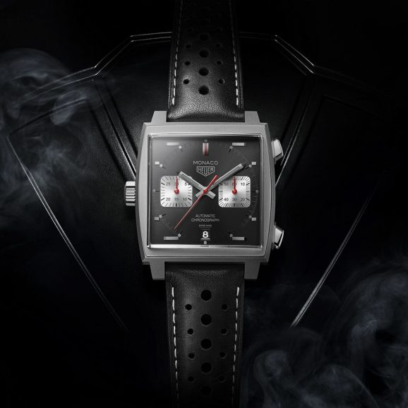 TAG Heuer: Monaco 2009-2019 Limited Edition