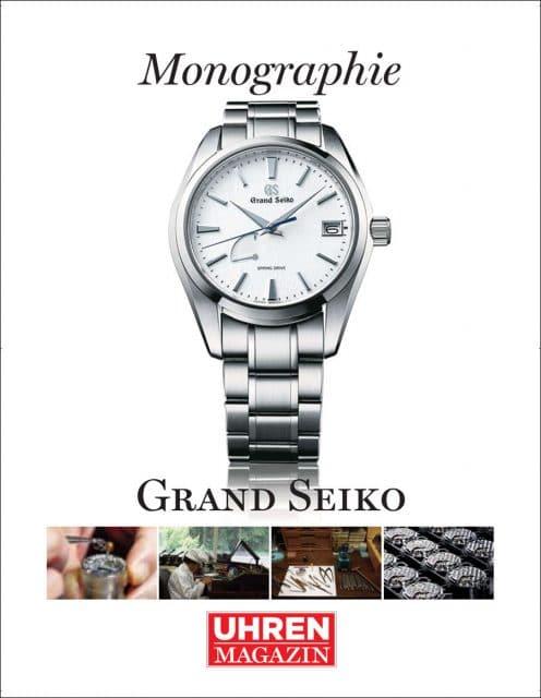 """UHREN-MAGAZIN 6/2019: Monographie """"Grand Seiko"""""""