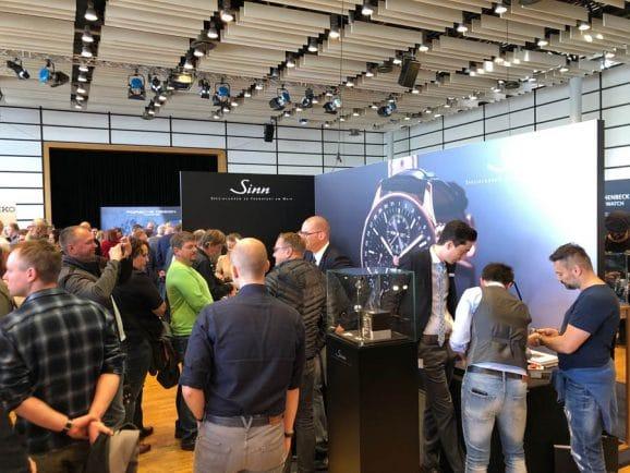 Zur Watchtime Düsseldorf kamen rund 5000 Besucher.