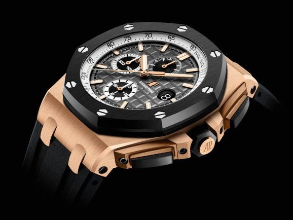 "Audemars Piguet: Royal Oak Offshore ""Pride of Germany"" in Roségold"