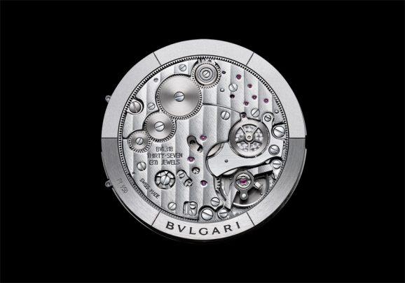 Bulgari Octo Finissimo Chronograph GMT Automatic - automatisches Manufakturkaliber 318