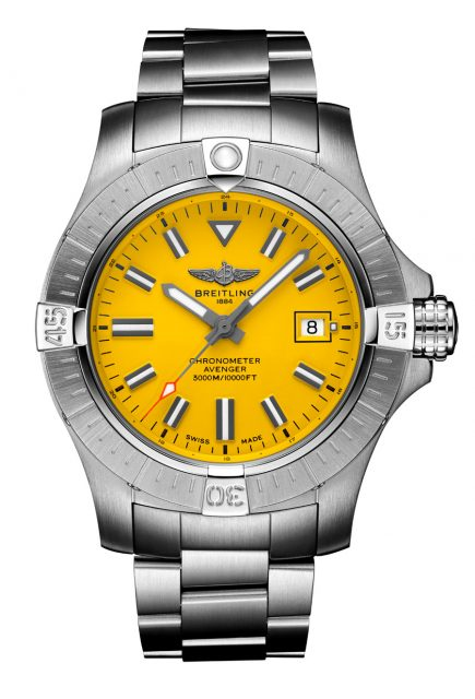 Breitling Super Avenger Automatic 45 Seawolf