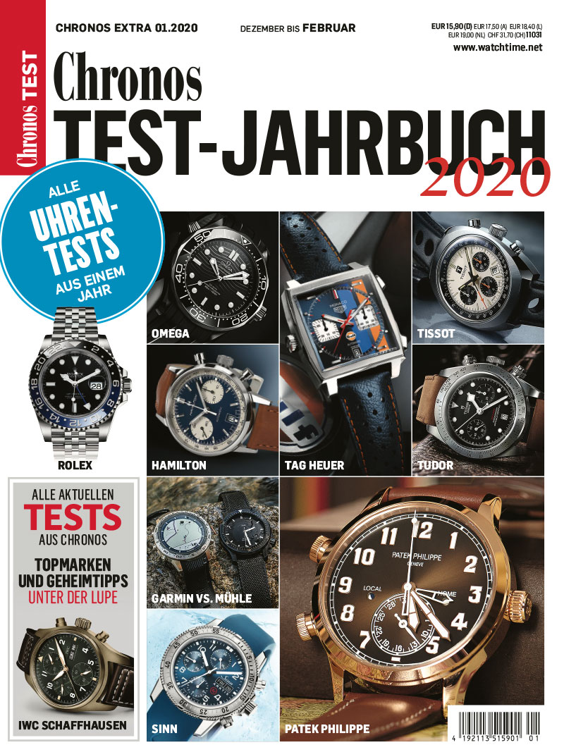 Produkt: Chronos Test-Jahrbuch 2020