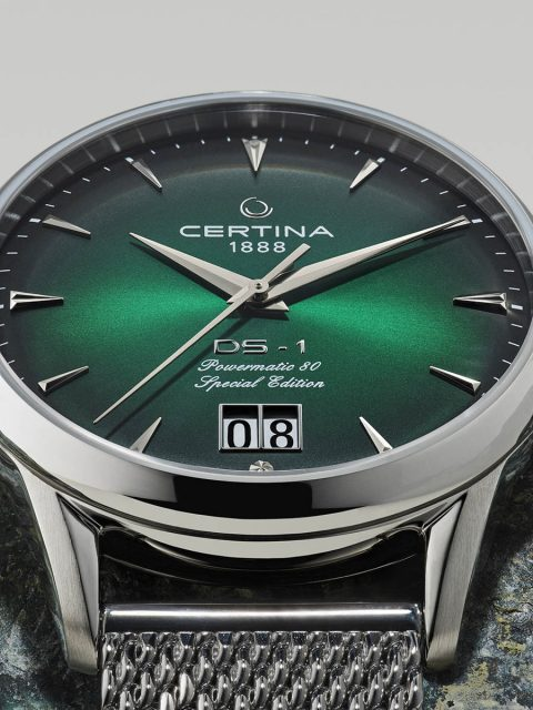 Certina: DS 1 Big Date