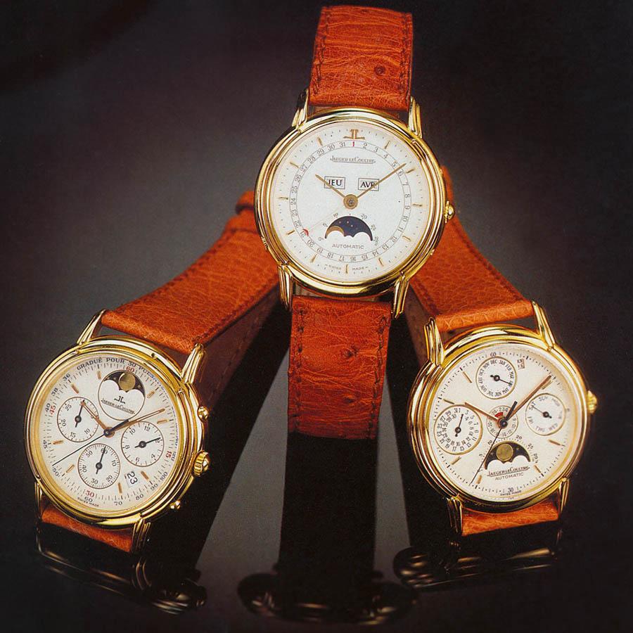Das Uhrenrevival der 1980er-Jahre: Jaeger-LeCoultre Odysseus 1988