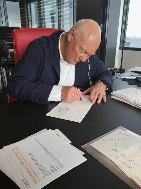 Das Uhrenrevival der 1980er-Jahre: Jean-Claude Biver