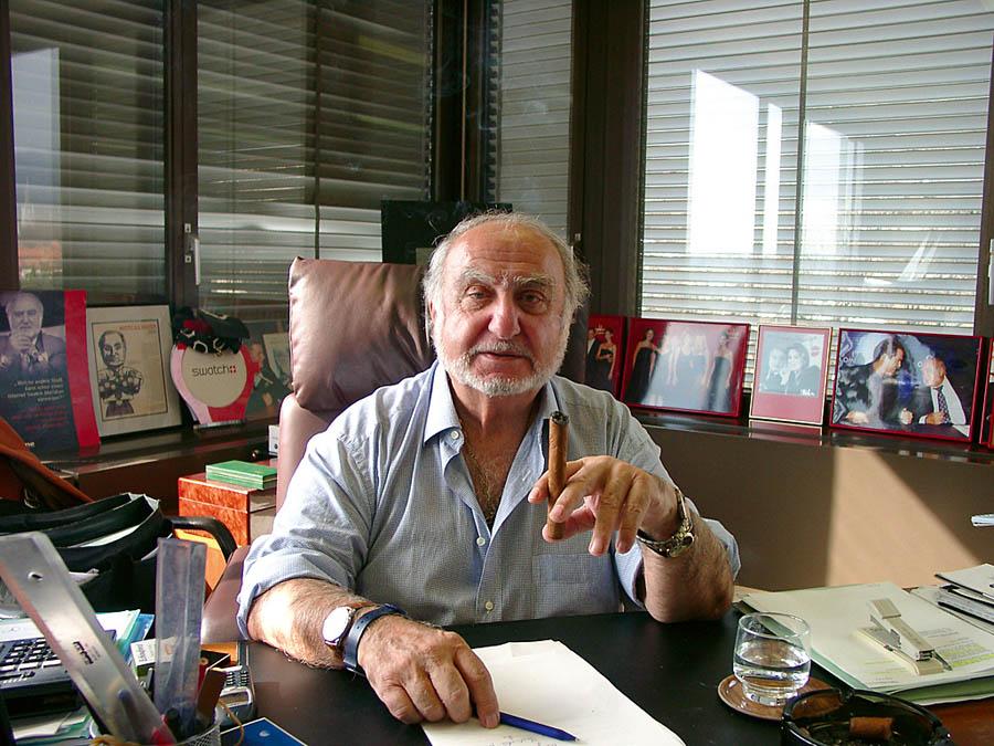 Das Uhrenrevival der 1980er-Jahre: Nicolas Hayek