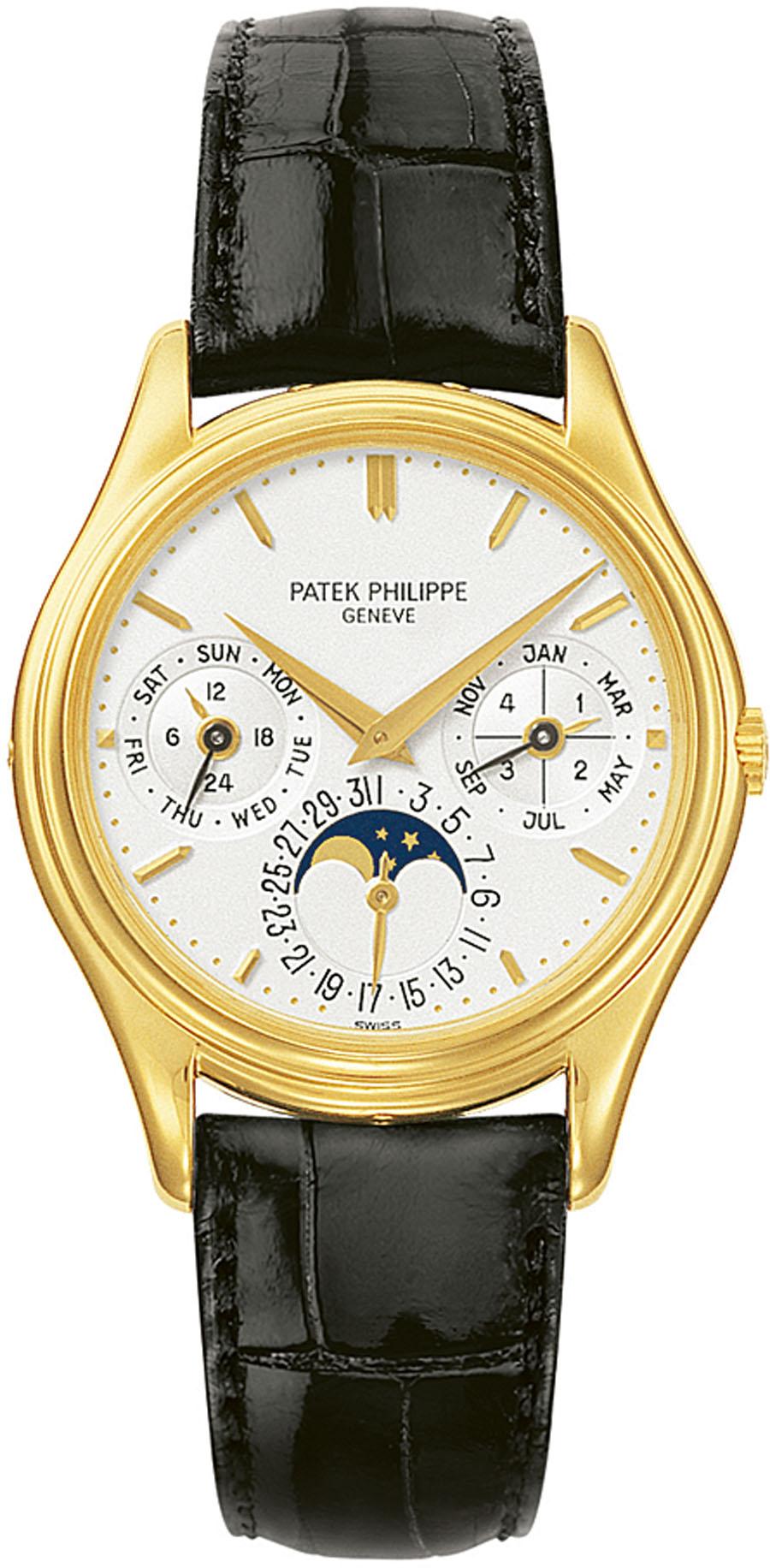 Das Uhrenrevival der 1980er-Jahre: Patek Philippe 3940 Ewiger Kalender