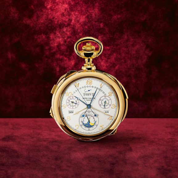Das Uhrenrevival der 1980er-Jahre: Patek Philippe Calibre 89