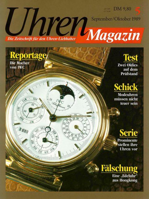 Das Uhrenrevival der 1980er-Jahre: UHREN-MAGAZIN