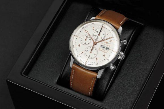 Iron Annie: Bauhaus Chronograph Chronometer
