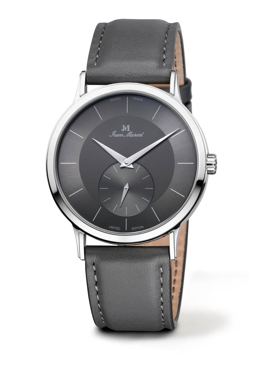 Die auf 50 Exemplare limitierte Jean Marcel Tantum 313 Watchtime entstand in Zusammenarbeit mit Watchtime.net