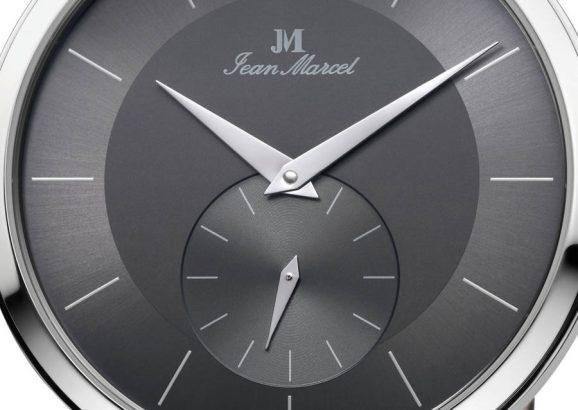 Schöne Zifferblattdetails der Jean Marcel Tantum 313 Watchtime