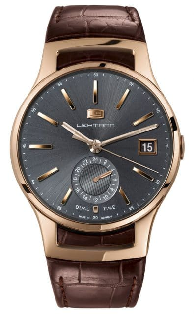 Lehmann: Intemporal Dual Time