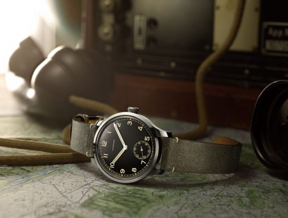 Longines: The Longines Heritage Military 1938