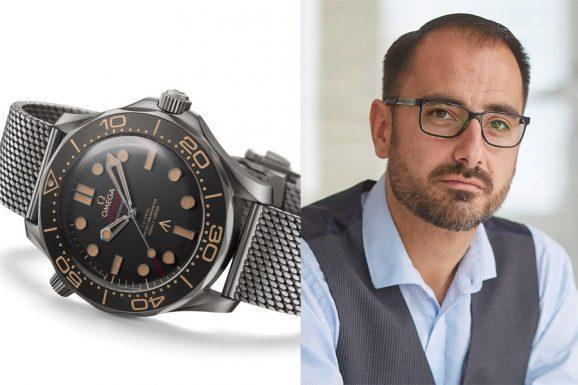 Chronos-Redakteur Alexander Krupp entscheidet sich für die Omega Seamaster Diver 300M 007 Edition