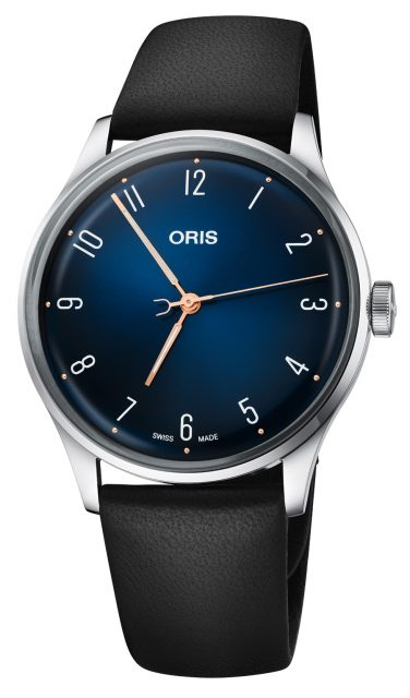 Oris: James Morrison AoM Limited Edition