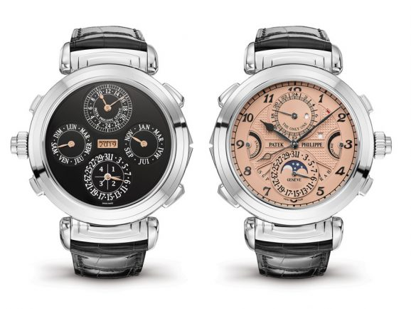 Teuerste Uhr aller Zeiten: Patek Philippe Grandmaster Chime, Einzelstück in Edelstahl