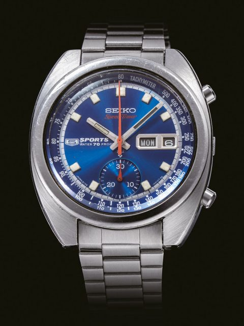 Seiko: 61 5 Sports Speed-Timer