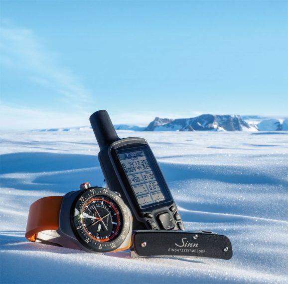 Sinn Spezialuhren: der EZM 12 in der Antarktis