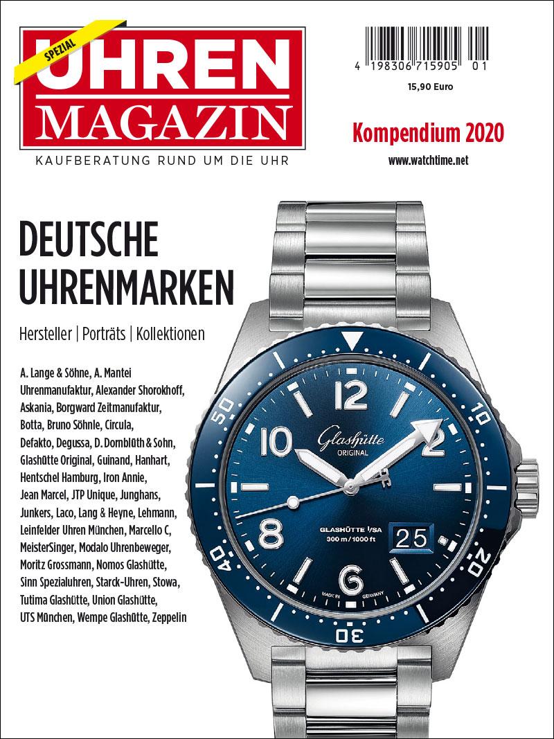 Produkt: UHREN-MAGAZIN Spezial Kompendium 2020