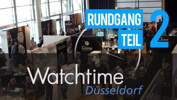 Video: Watchtime Düsseldorf Markenrundgang Teil 2