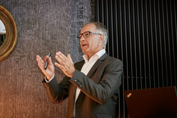 Adrian Bossard: Präsident von Certina