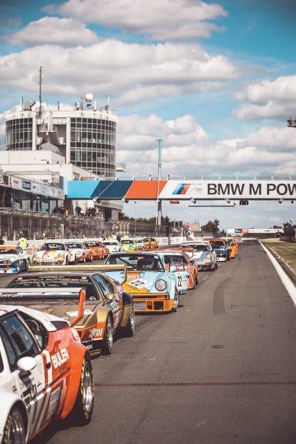 AvD-Oldtimer-Grand_Prix am Nürburgring. Foto: Marcus Krüger
