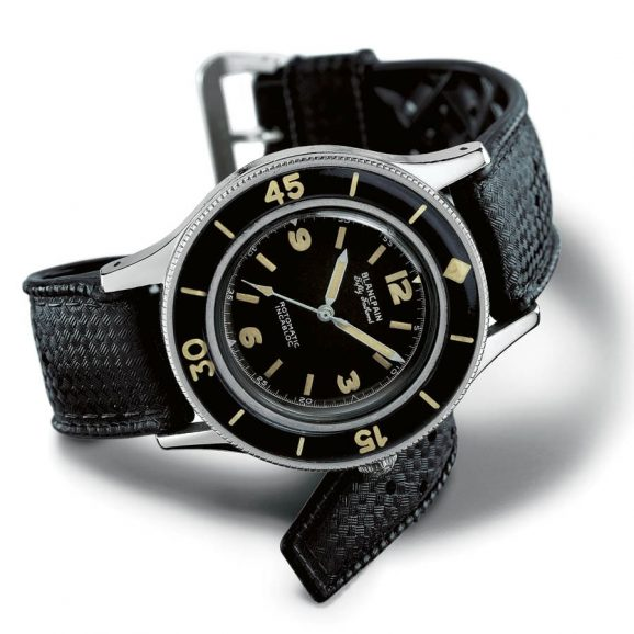 Blancpain: Fifty Fathoms 1953