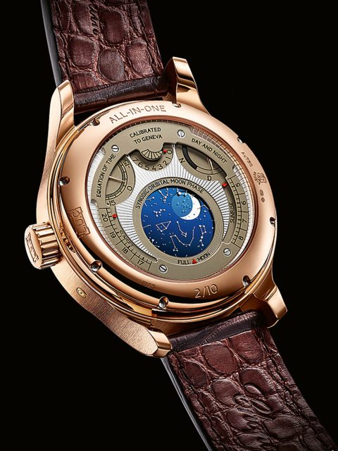 Chopard: L.U.C All-in-One
