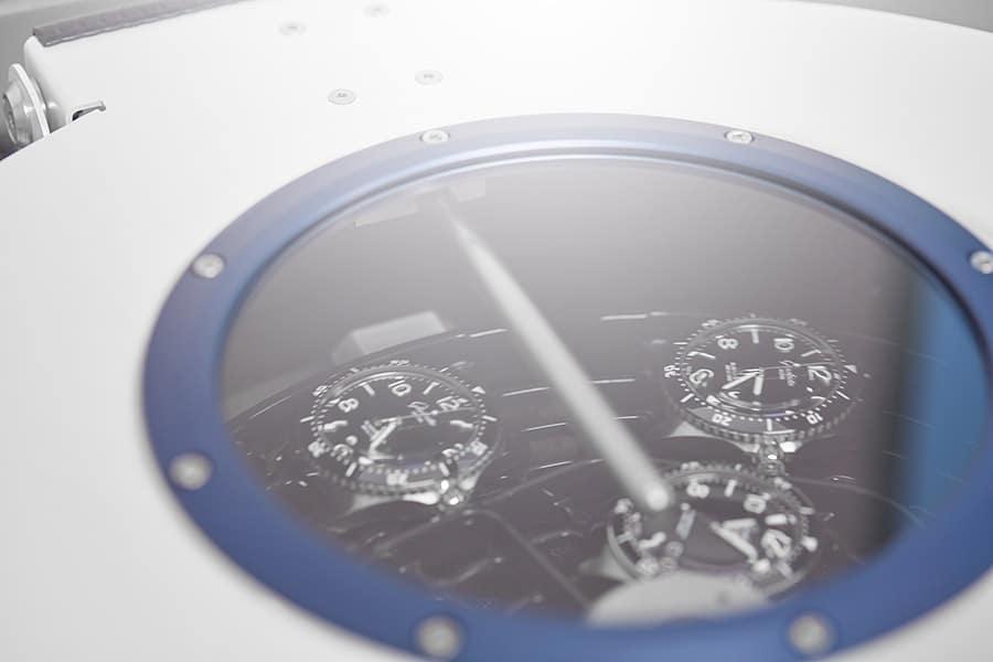 Glashütte Original: Trocknung