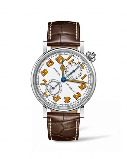 Longines: Avigation Watch Type A7 1935