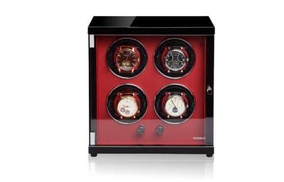 Modalo: Uhrenbeweger Ambiente für vier Uhren