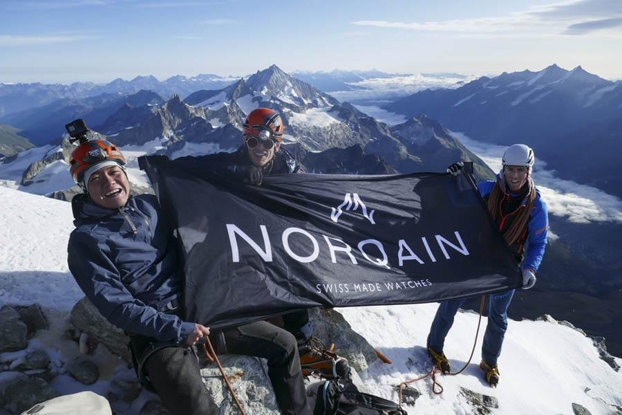 Norqain: Matterhorn Challenge 2019 Gewinner
