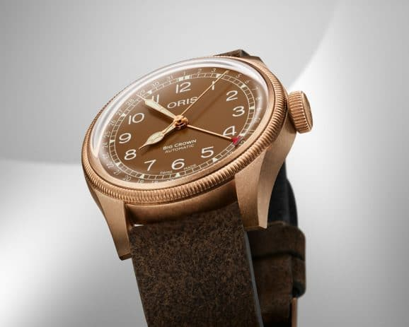 Oris: Big Crown Bronze Pointer Date