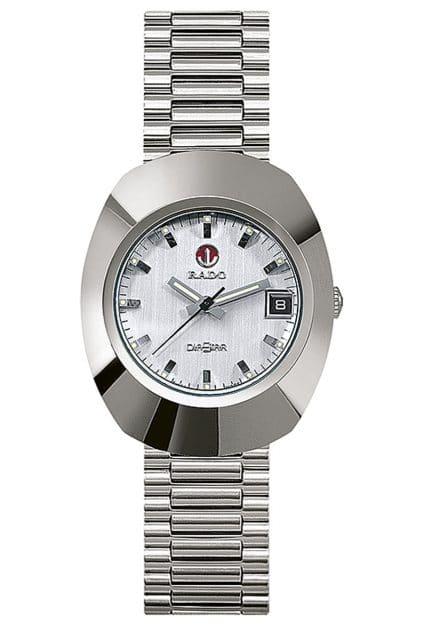 Rado: Die DiaStar von 1962 war die erste kratzfeste Uhr