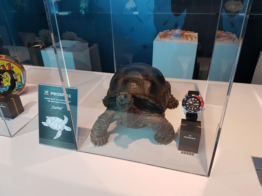 Seiko Prospex Turtle