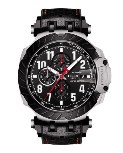 Tissot: T-Race MotoGP 2020 Automatic Chronograph Limited Edition