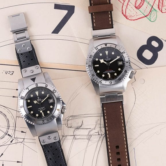 Tudor: Black Bay P01
