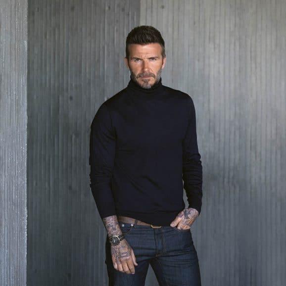Tudor: David Beckham