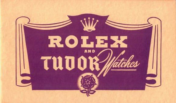 Tudor: Rolex-Konzept