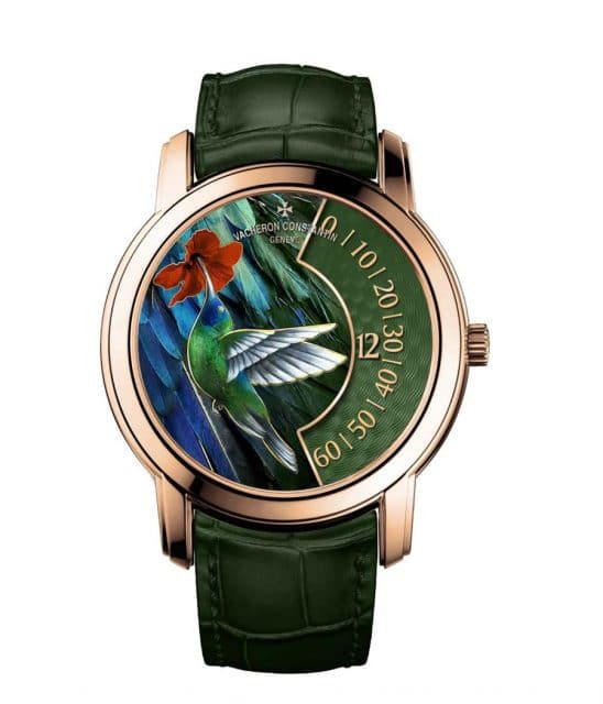 Vacheron Constantin: Les Cabinotiers The Singing Birds - Kolibri