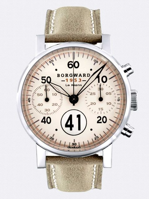 Borgward: Forty One 1953