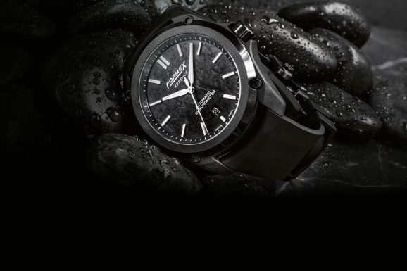 Formex: Essence Leggera Automatic Chronometer Forged Carbon styled