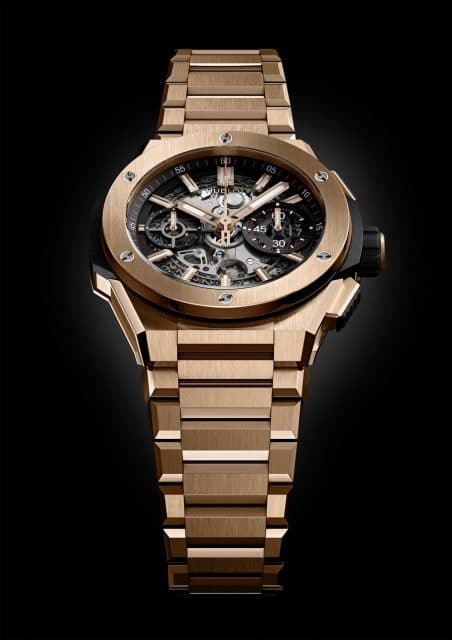 Hublot: Big Bang Integral King Gold
