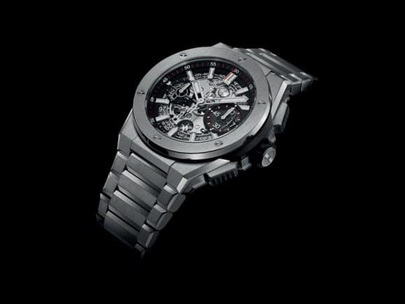 Hublot: Big Bang Integral in Titan, 20.700 Euro