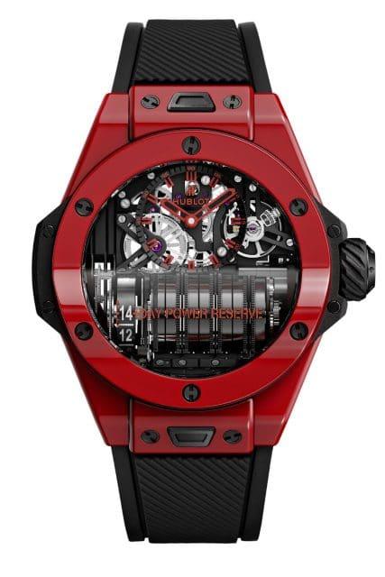 Hublot: Big Bang MP-11 Red Magic