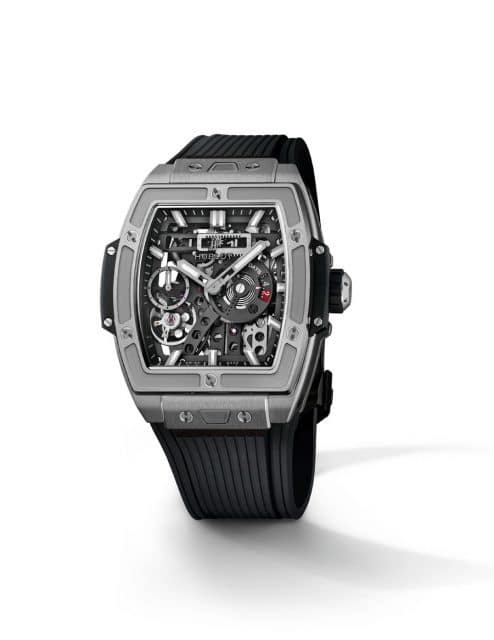 Hublot: Spirit of Big Bang Meca-10 Titan